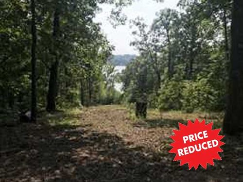 15 Acres at Lake of The Ozarks : Lincoln : Benton County : Missouri