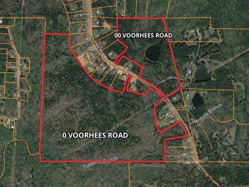 Development Property Harris County : Hamilton : Harris County : Georgia