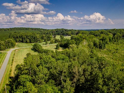 Spectacular Old Farm Place : Siler City : Chatham County : North Carolina
