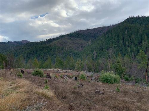 Lower Grave Creek : Sunny Valley : Josephine County : Oregon