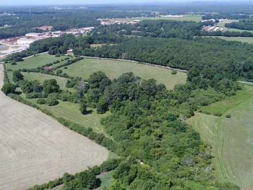 Beautiful Pasture Tract : Thomaston : Upson County : Georgia