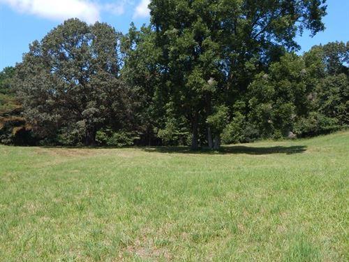 50 Ac, Woods, Pasture, Home Site : Senatobia : Tate County : Mississippi