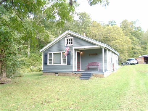 Recreational Cabin, 2 Bedroom : Annapolis : Iron County : Missouri