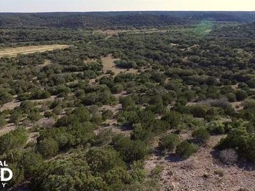 Mail Trail Valley : Del Rio : Edwards County : Texas