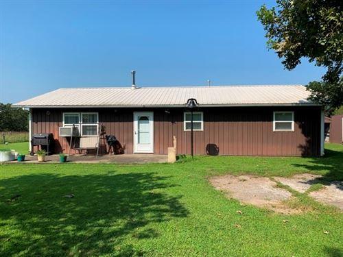Fantastic Auction Home & 30 Acres : El Dorado Springs : Cedar County : Missouri