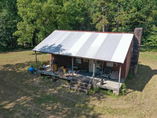 120 Acres Middle Bankhead National : Double Springs : Winston County : Alabama