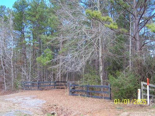 Wooded Homesite Ramer : Ramer : Montgomery County : Alabama