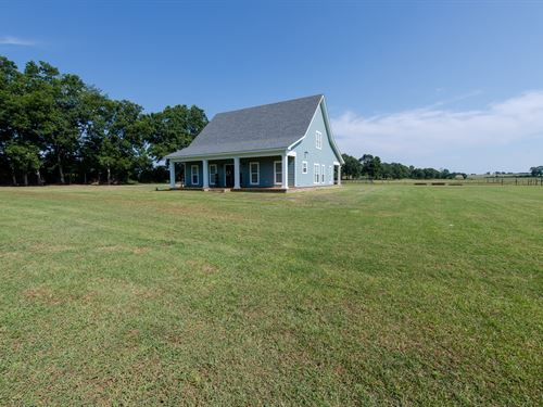 Honoraville Road Farm 80 Acres : Greenville : Butler County : Alabama