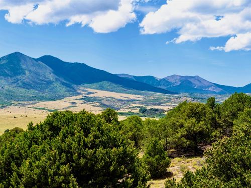 Ranch By Mountains & Public Land : Walsenburg : Huerfano County : Colorado