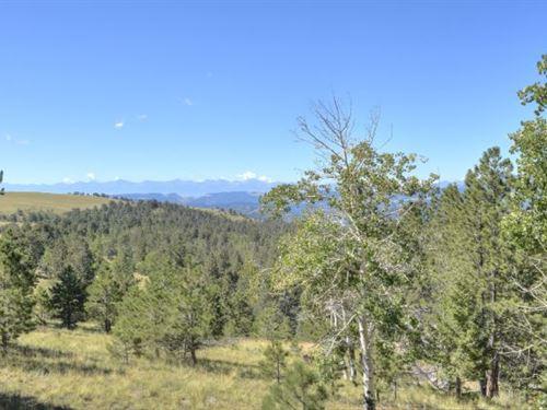 Alpine Meadow Ranch Lots 1 & 2 : Canon City : Fremont County : Colorado