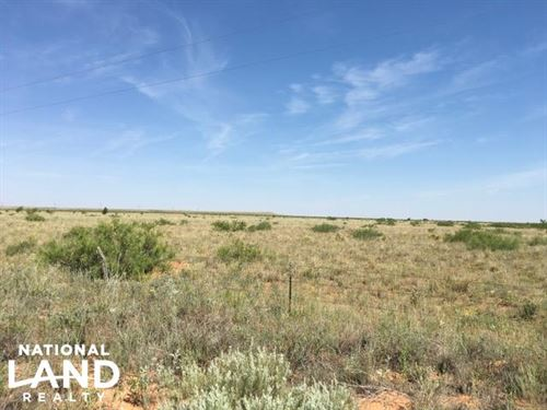 Small Cattle Ranch : Elida : Roosevelt County : New Mexico