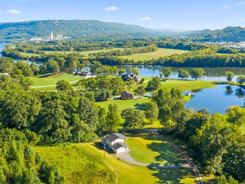 Acreage Near Tn River & Chattanooga : Chattanooga : Hamilton County : Tennessee