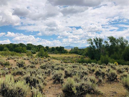 Bakers Peak Views : Baggs : Carbon County : Wyoming