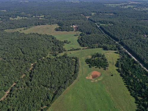 St, Clair County Missouri 240 Acre : Collins : Saint Clair County : Missouri