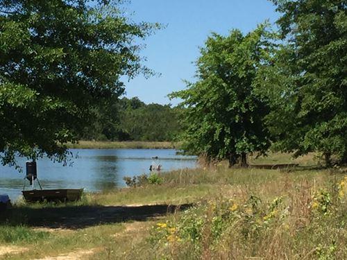112 Acres With Pond : Grady : Montgomery County : Alabama