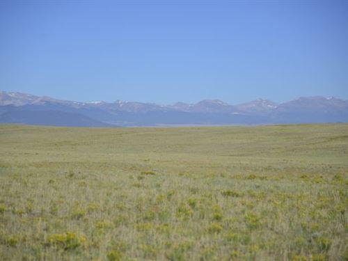 10 Buildable Acres In Hartsel : Hartsel : Park County : Colorado