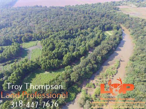 Bayou Du Lac Hunting Property : Hessmer : Avoyelles Parish : Louisiana