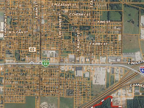 Commercial Development Land : Mount Vernon : Lawrence County : Missouri
