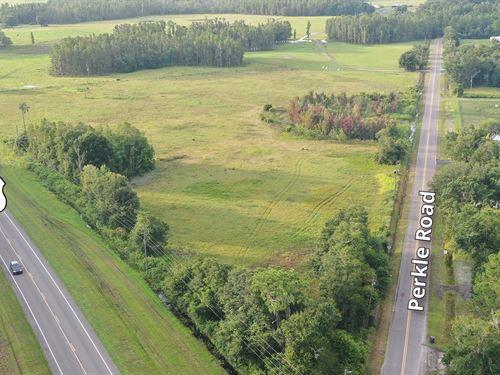 North Lakeland Acreage : Lakeland : Polk County : Florida