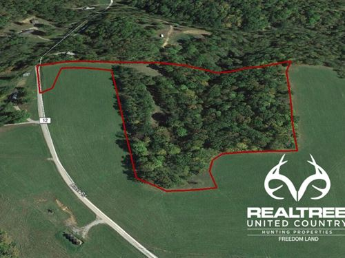 Ohio Land For Sale In Meigs County : Albany : Meigs County : Ohio