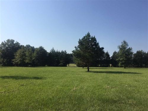8.5 Acre Minifarm Centrally Locate : West Point : Clay County : Mississippi