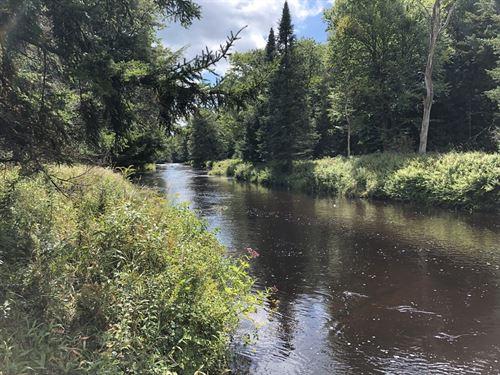 Twin Brooks, Adirondacks : Remsen : Oneida County : New York