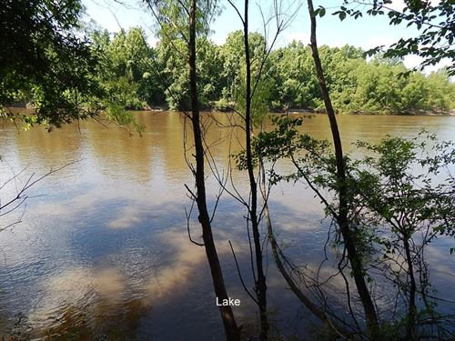 410 Acres / Riverfront / Hamp : Crossroads : Pearl River County : Mississippi