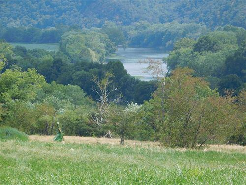 Oldtown MD Land For Sale : Oldtown : Allegany County : Maryland