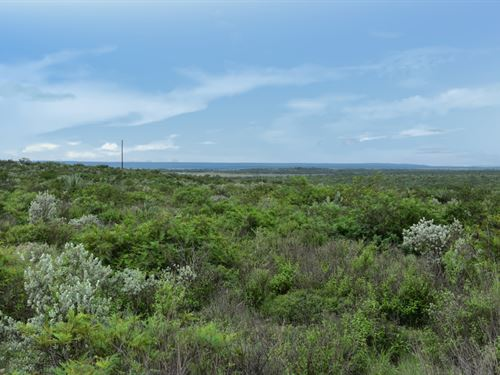 Big Texas Skies And Incredible Spot : Del Rio : Val Verde County : Texas