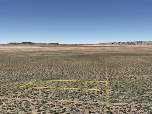 5.7 Acres Van Horn Tx Mtn Views : Van Horn : Culberson County : Texas