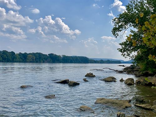 1 Mile Of Tn River Frontage : Union Grove : Marshall County : Alabama