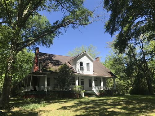 Antebellum Home With Land : Vicksburg : Warren County : Mississippi