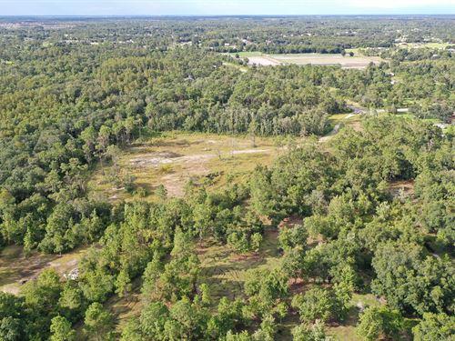 Canoe Creek & Mildred Bass Rd : Saint Cloud : Polk County : Florida