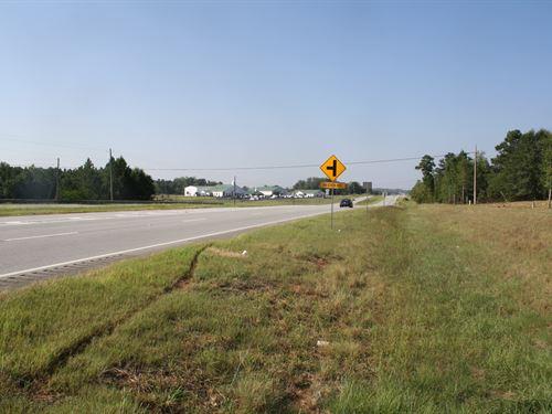 9 Acres-Ideal Commercial Potential : Carrollton : Carroll County : Georgia