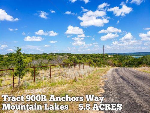 5.80 Acres In Erath County : Bluff Dale : Erath County : Texas