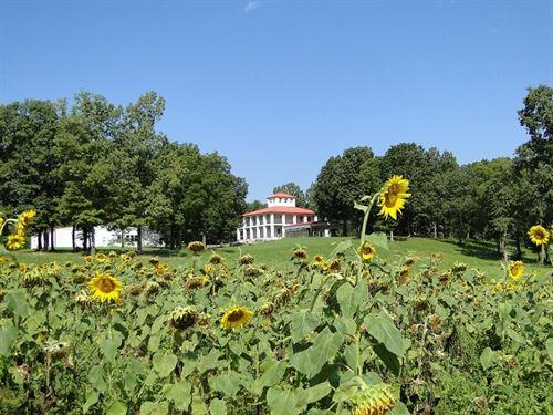 Arkansas Plantation Home For Sale : Evening Shade : Sharp County : Arkansas