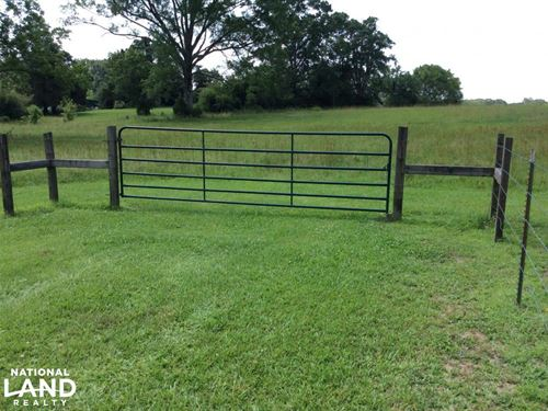 10 Acre Mini Farm With Home Site : Terry : Hinds County : Mississippi