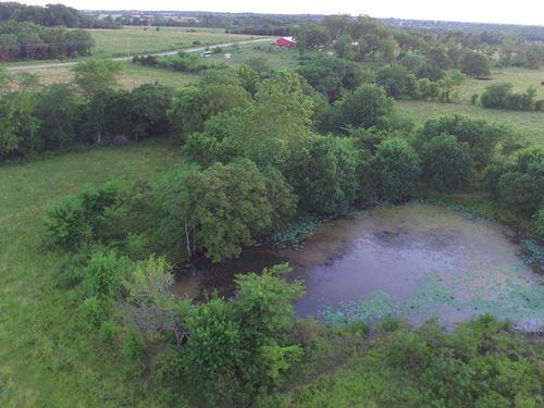 62 Acres, Wheatland Mo, Hickory : Wheatland : Hickory County : Missouri