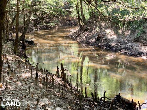 Hatchetigbee Lake Road Santa Bogue : Frankville : Washington County : Alabama