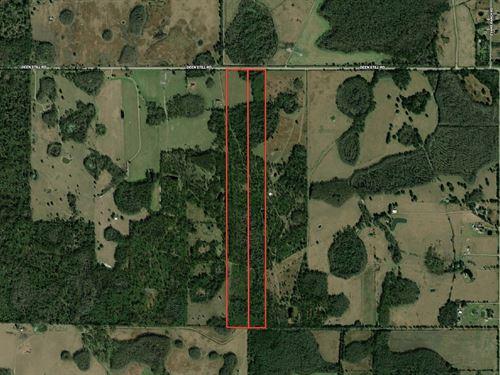 100 Acres On Deen Still Road W : Lakeland : Polk County : Florida