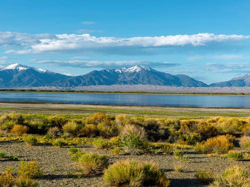 6.56 Acres Near Fishing : Alamosa : Colorado