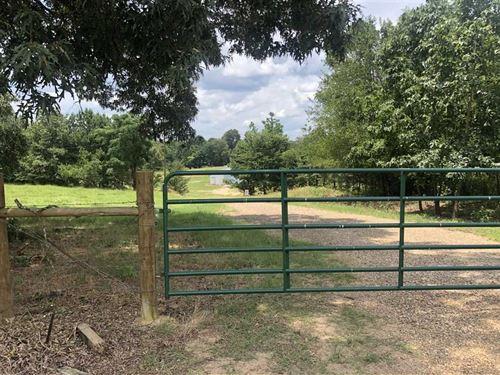 Gatson Road at Spearsville, Union : Spearsville : Union Parish : Louisiana