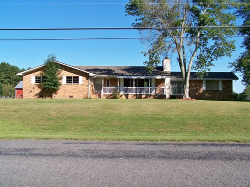 Beautiful 32 Acre Farm, Home : Boaz : Etowah County : Alabama