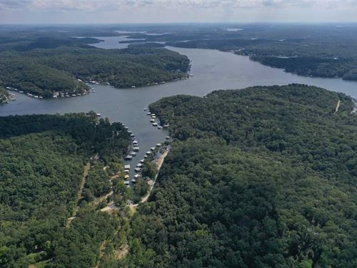 Lake Of The Ozarks Views From This : Gravois Mills : Morgan County : Missouri