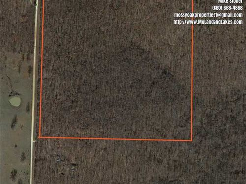 Great Laying 40 Acre St, Clair Cou : Collins : Saint Clair County : Missouri