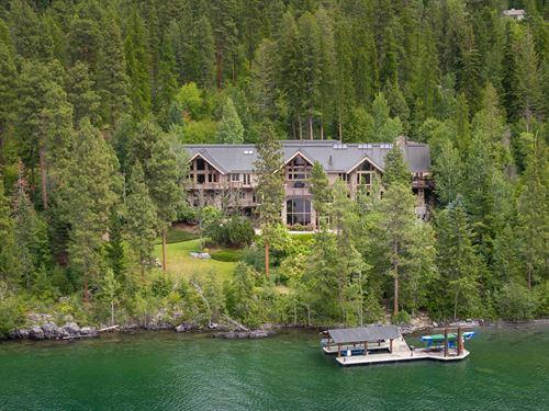 Eagles Rest : Bigfork : Lake County : Montana