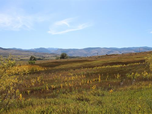 Smith Creek Rd Acreage : Lander : Fremont County : Wyoming