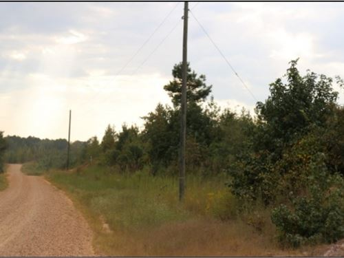 19.9 Acres In Choctaw County In Eup : Europa : Choctaw County : Mississippi