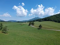Productive Pasture, Hardwood Forest : Bedford : Bedford County : Virginia