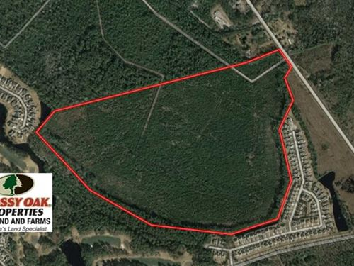 117.42 Ac of Development And Recre : Sunset Beach : Brunswick County : North Carolina